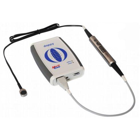 DOPPY-Vet - érdoppler alapcsomag (8 MHz-es UH fejjel)