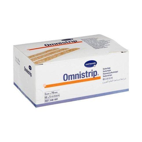 Omnistrip® sebzáró (3x76 mm) - 5 csík x 50 lap