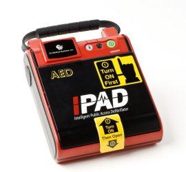 Paramedic Ipad NF-1200 automata vagy félautomata defibrillátor készülék