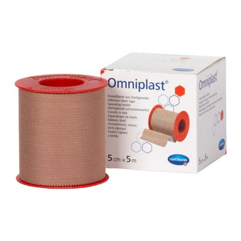 Omniplast® ragtapasz (5 cm x 5 m) - tekercses