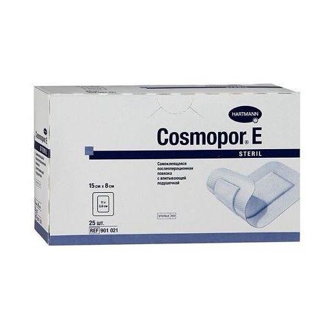 Cosmopor® E steril szigetkötszer (15x8 cm) - 25 db / csomag