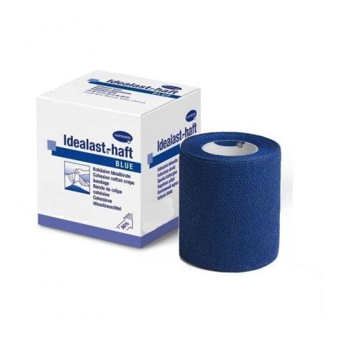 Idealast®-haft pólya (8 cm x 4 m) - kék színű - tekercses