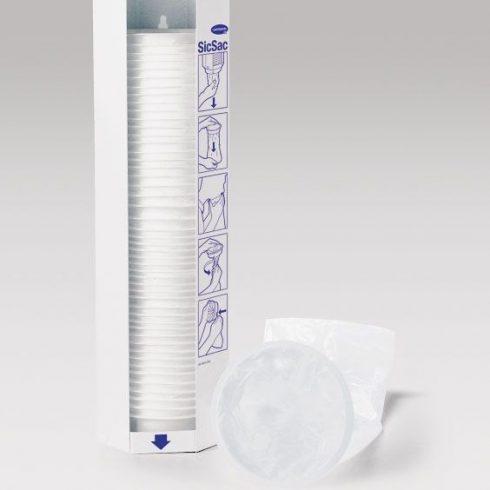 SicSac® hányózacskó - falitartó