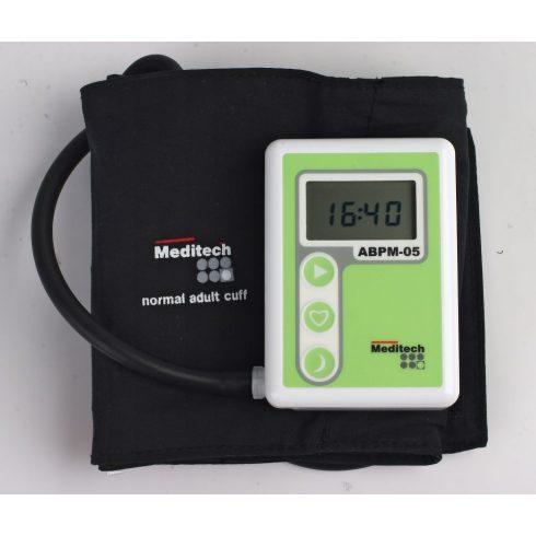 ABPM-05 ambuláns vérnyomásmérő készülék - komplett szett